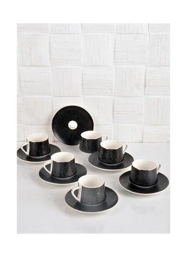Bayev Elegance 6 Lı Kahve Fincanı - 101173 Renkli